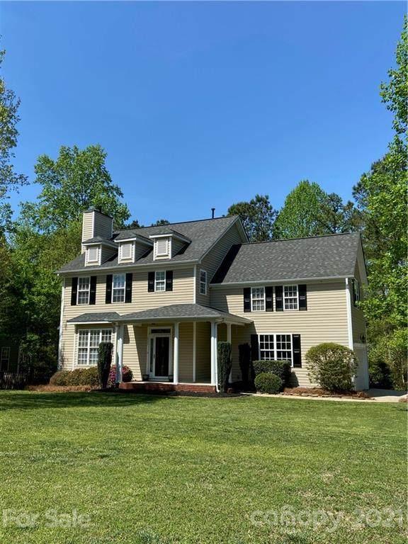 4700 Magnolia Ridge Drive, Waxhaw, NC 28173 (#3727240) :: Carver Pressley, REALTORS®