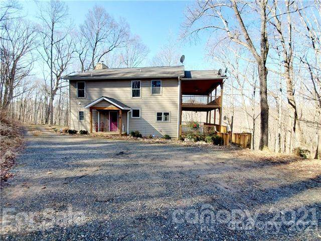 60 Countryside Estates, Barnardsville, NC 28709 (#3727362) :: Cloninger Properties