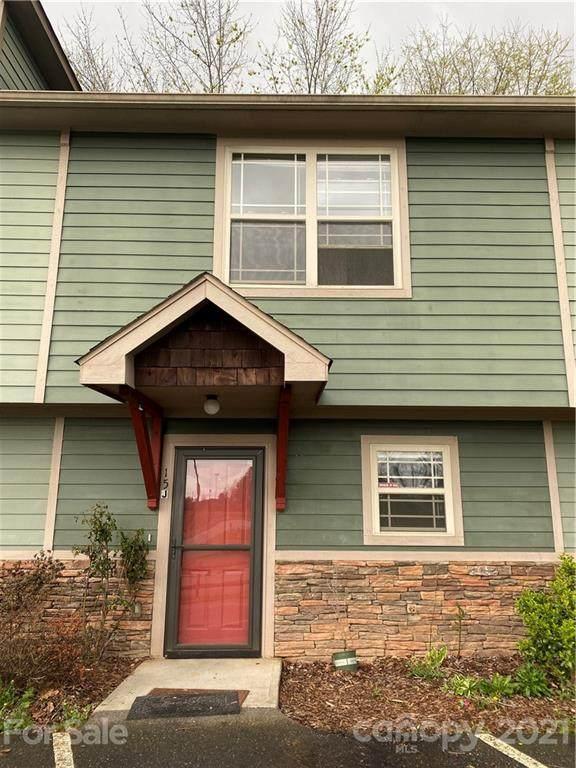 15 Lees Creek Road J, Asheville, NC 28806 (#3727452) :: LePage Johnson Realty Group, LLC