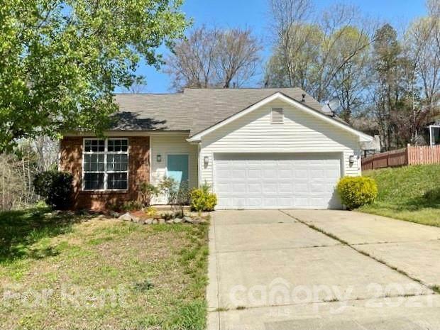 4211 Ladys Slipper Lane, Matthews, NC 28105 (#3727719) :: Love Real Estate NC/SC