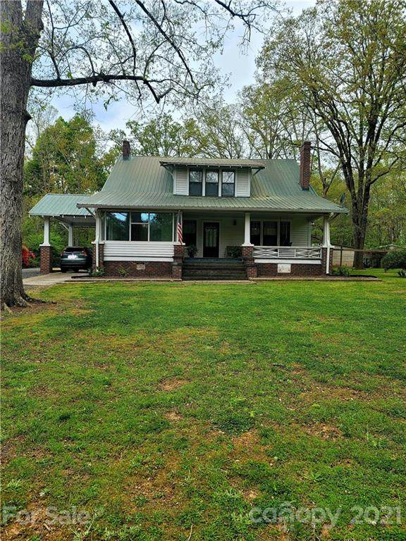 802 Doctor Blair Road, Marshville, NC 28103 (#3727735) :: Rhonda Wood Realty Group