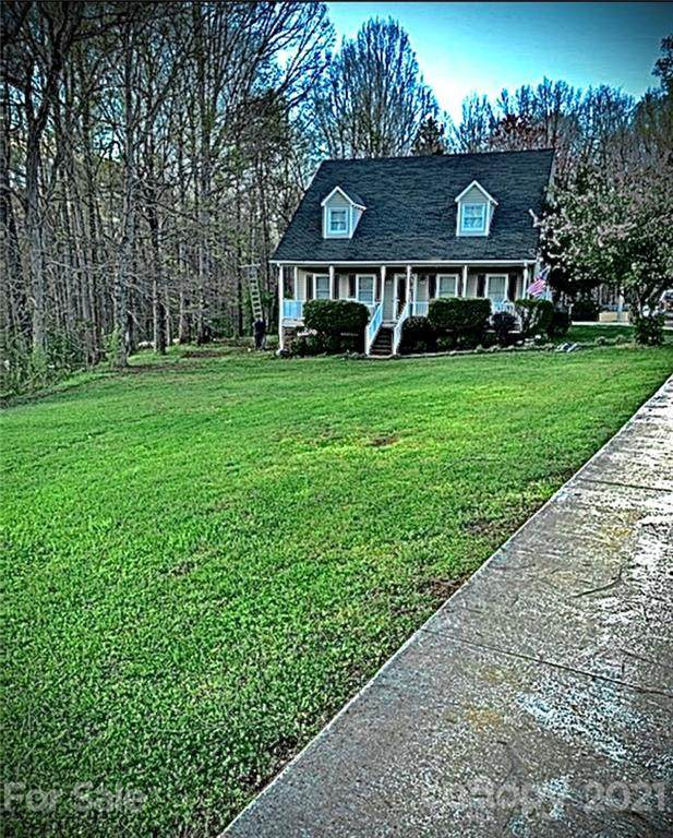 186 Mabry Lane T, Gaffney, SC 29341 (#3727754) :: Caulder Realty and Land Co.