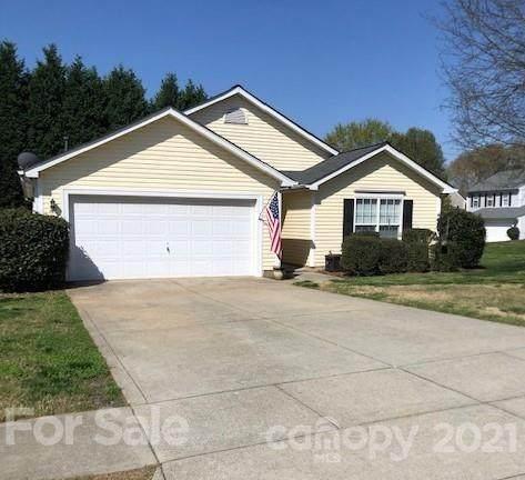 135 Winborne Drive, Mooresville, NC 28115 (#3727770) :: Scarlett Property Group