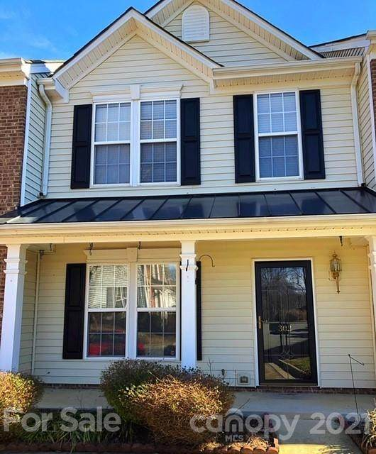 1965 Charlotte Highway #303, Mooresville, NC 28115 (#3727776) :: Odell Realty