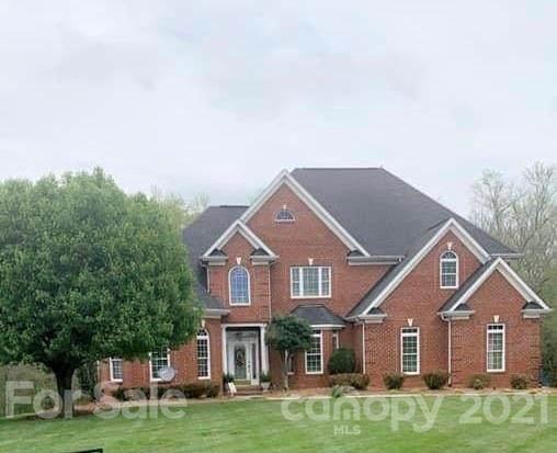 804 Amanda Way, Albemarle, NC 28001 (#3727879) :: High Performance Real Estate Advisors