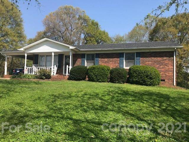 125 Southglenn Drive, Shelby, NC 28152 (#3727988) :: The Ordan Reider Group at Allen Tate
