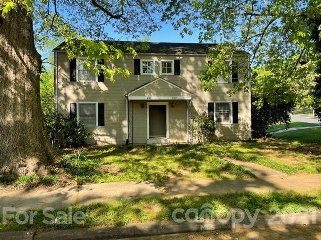 2100 Kirkwood Avenue, Charlotte, NC 28203 (#3728147) :: Ann Rudd Group