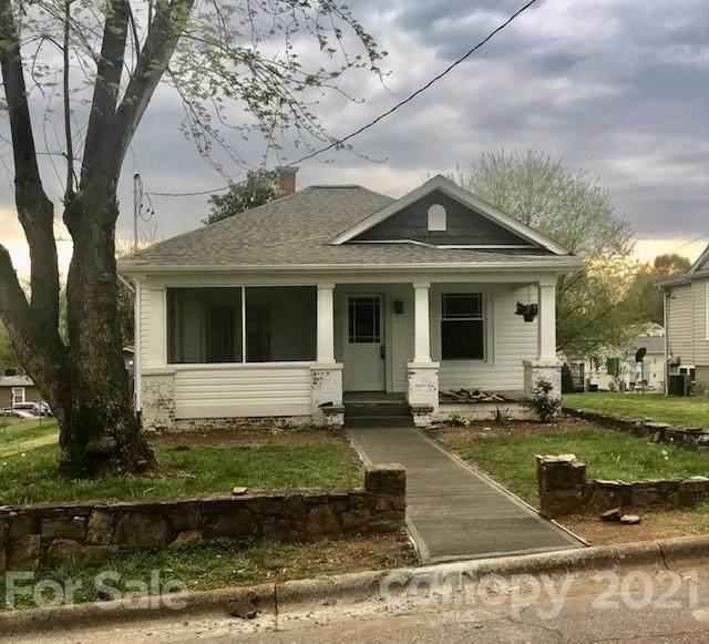 506 Westview Street SW, Lenoir, NC 28645 (#3728217) :: Exit Realty Vistas