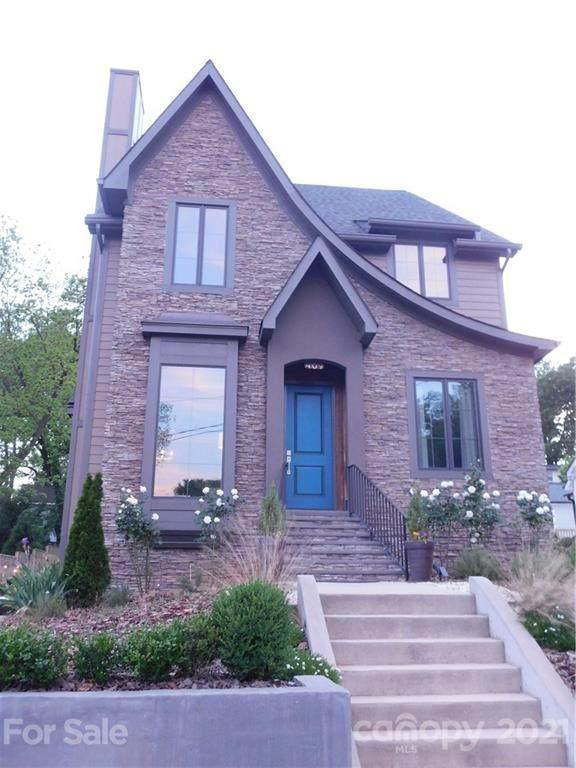 409 Wake Street, Charlotte, NC 28216 (#3728308) :: Scarlett Property Group