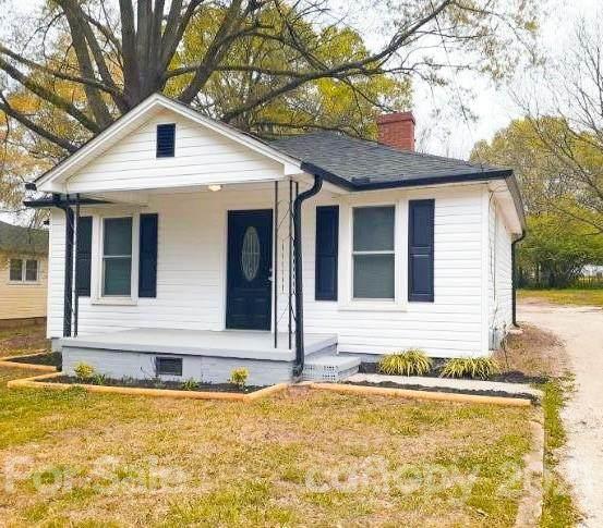 104 Blackwelder Avenue, Kannapolis, NC 28081 (#3728351) :: Ann Rudd Group