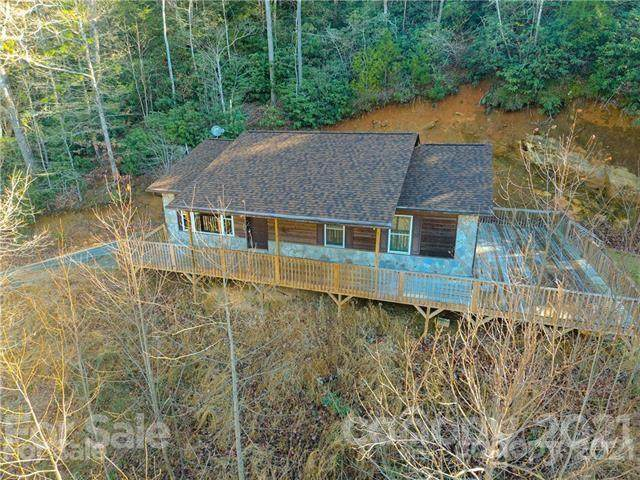 2126 Little Buck Creek Road, Marion, NC 28752 (#3728361) :: Keller Williams Professionals