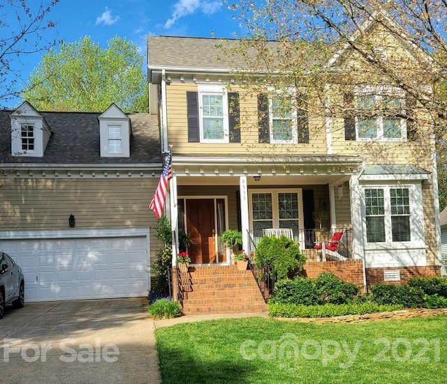 8535 Sandowne Lane, Huntersville, NC 28078 (#3728480) :: High Performance Real Estate Advisors