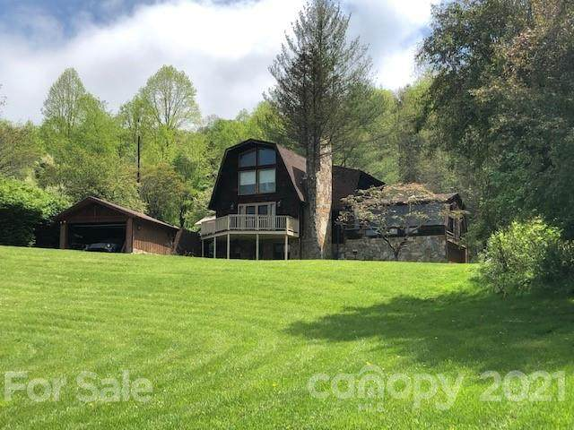 142 Hinson Thomas Road, Spruce Pine, NC 28777 (#3728518) :: LePage Johnson Realty Group, LLC