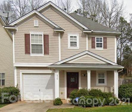 438 Tribune Drive, Charlotte, NC 28214 (#3728582) :: LKN Elite Realty Group | eXp Realty