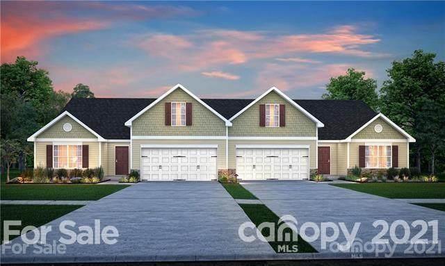 1115 Amberlight Circle #11, Salisbury, NC 28144 (#3728583) :: Besecker Homes Team