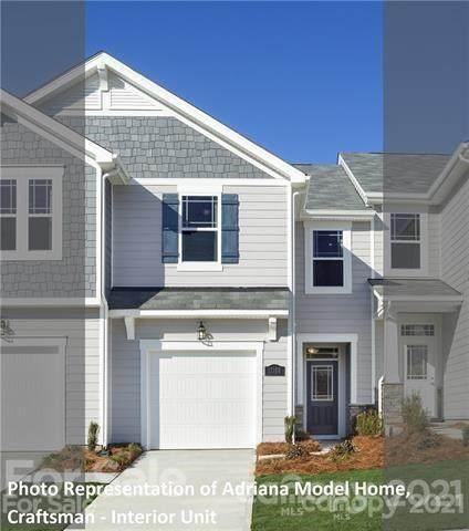 16015 Red Buckeye Lane 205 Adriana, Huntersville, NC 28078 (#3729026) :: Besecker Homes Team