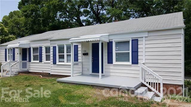 1700 / 1702 Merriman Avenue, Charlotte, NC 28203 (#3729152) :: Cloninger Properties