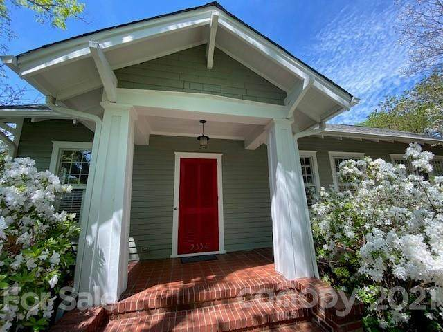 2334 Westfield Road, Charlotte, NC 28207 (#3729230) :: Home and Key Realty