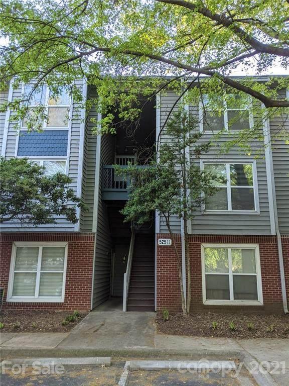 525 N Graham Street 3E, Charlotte, NC 28202 (#3729340) :: High Performance Real Estate Advisors