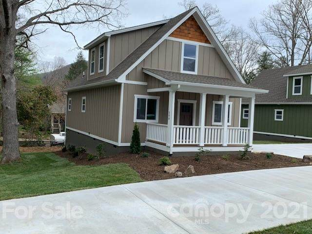 508 S Oconeechee Avenue, Black Mountain, NC 28711 (#3729387) :: NC Mountain Brokers, LLC