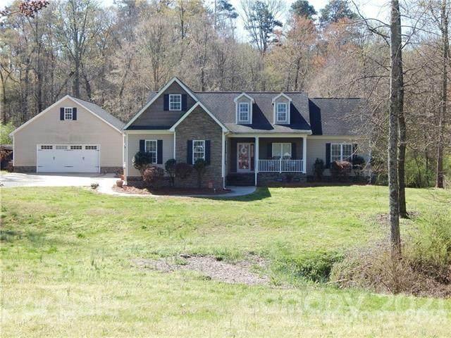 25922 Lingerfelt Road, Albemarle, NC 28001 (#3729933) :: Caulder Realty and Land Co.