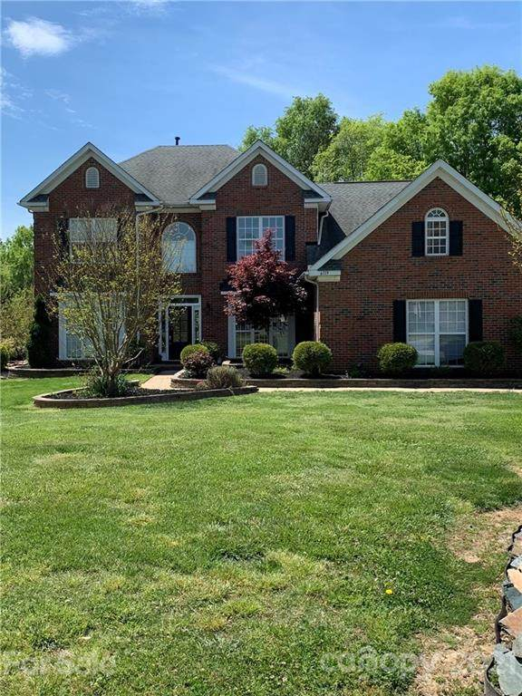 6119 Lostgate Lane, Waxhaw, NC 28173 (#3730058) :: Robert Greene Real Estate, Inc.