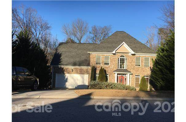 25073 Woodhaven Drive, Tega Cay, SC 29708 (#3730214) :: Ann Rudd Group