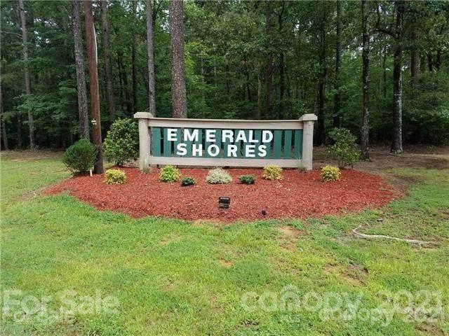 Lot 14 Emerald Shores Road, Mount Gilead, NC 27306 (#3730594) :: The Allen Team