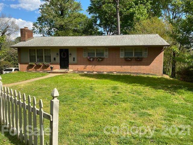1122 11th St Circle Circle, Hickory, NC 28601 (#3730900) :: The Allen Team