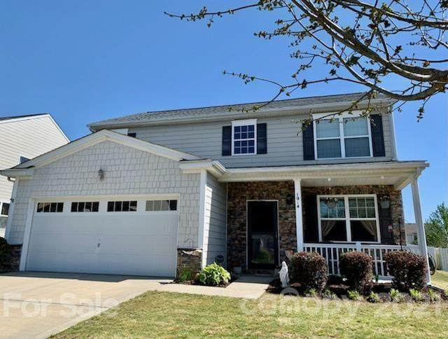 1014 Yellow Bee Road, Indian Trail, NC 28079 (#3730950) :: Homes Charlotte