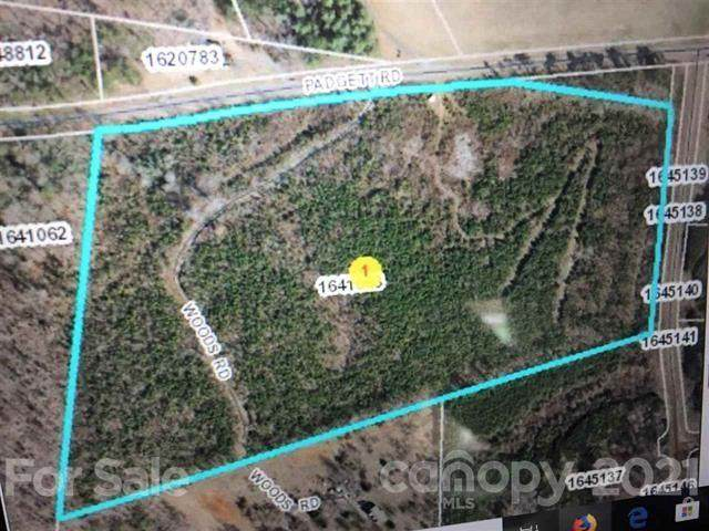00 Padgett Road, Union Mills, NC 28167 (#3731378) :: Mossy Oak Properties Land and Luxury
