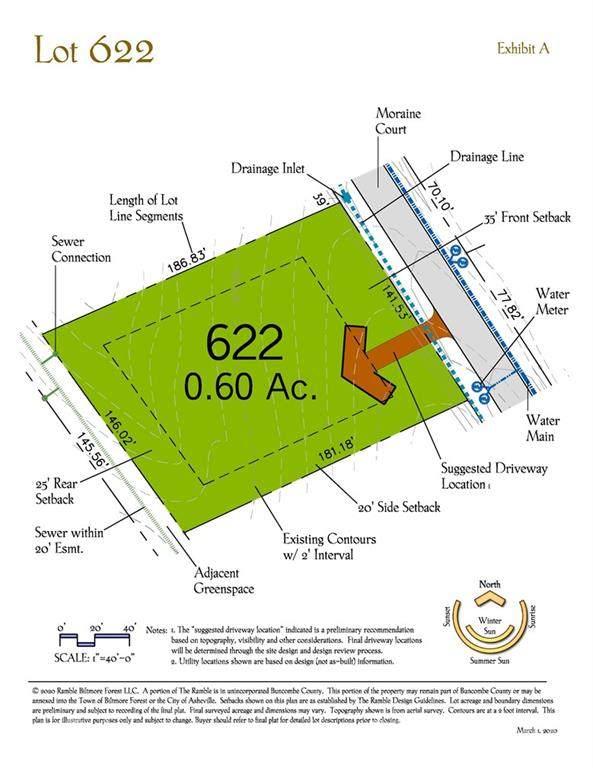 414 Moraine Court #622, Asheville, NC 28803 (#3731562) :: Premier Realty NC