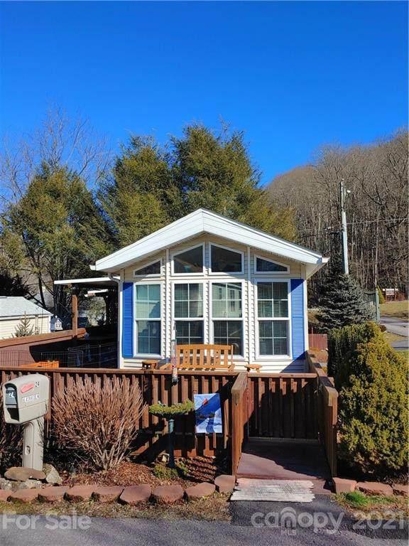 24 Alaska Lane, Maggie Valley, NC 28751 (#3732148) :: High Performance Real Estate Advisors