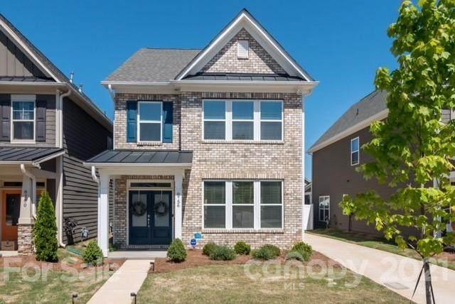 8756 Aspinwall Drive #107, Charlotte, NC 28216 (#3733508) :: Cloninger Properties