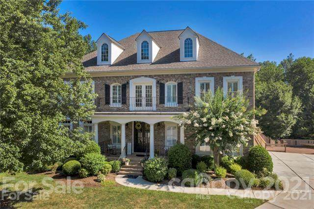1110 Doverstone Court, Matthews, NC 28104 (#3733558) :: The Ordan Reider Group at Allen Tate