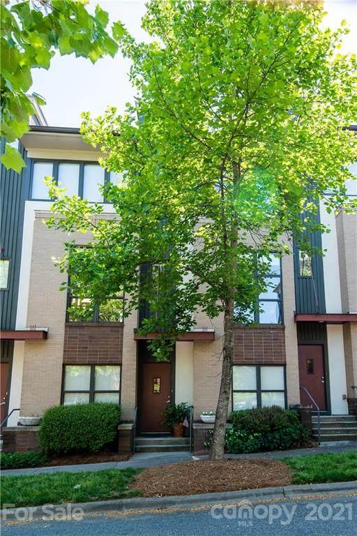 664 Garden District Drive, Charlotte, NC 28202 (#3733905) :: Scarlett Property Group