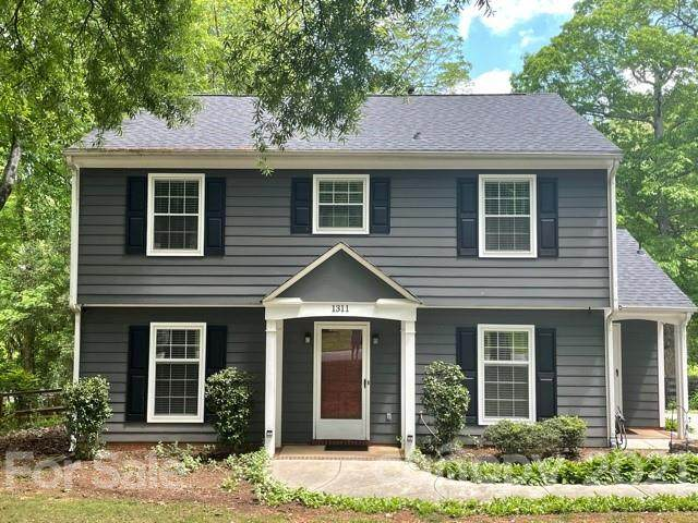 1311 Longbrook Drive, Charlotte, NC 28270 (#3734849) :: LKN Elite Realty Group | eXp Realty