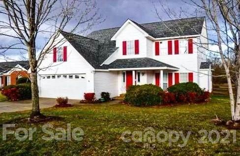 2407 Damascus Drive, Monroe, NC 28110 (#3735302) :: Scarlett Property Group