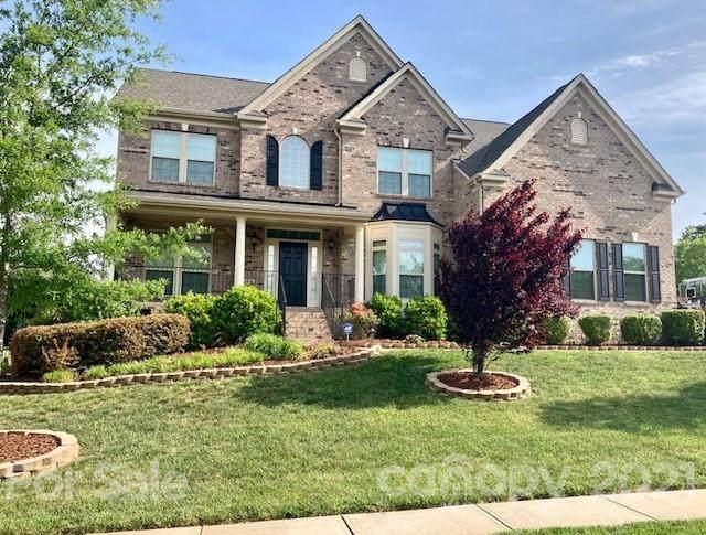 4148 Green Park Court, Harrisburg, NC 28075 (#3735609) :: Sandi Sacco | eXp Realty