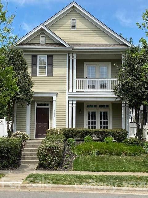7106 Blakeney Greens Boulevard #10, Charlotte, NC 28277 (#3736305) :: The Ordan Reider Group at Allen Tate