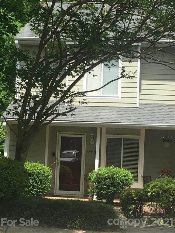 845 Sardis Cove Drive #111, Charlotte, NC 28270 (#3736828) :: Home and Key Realty