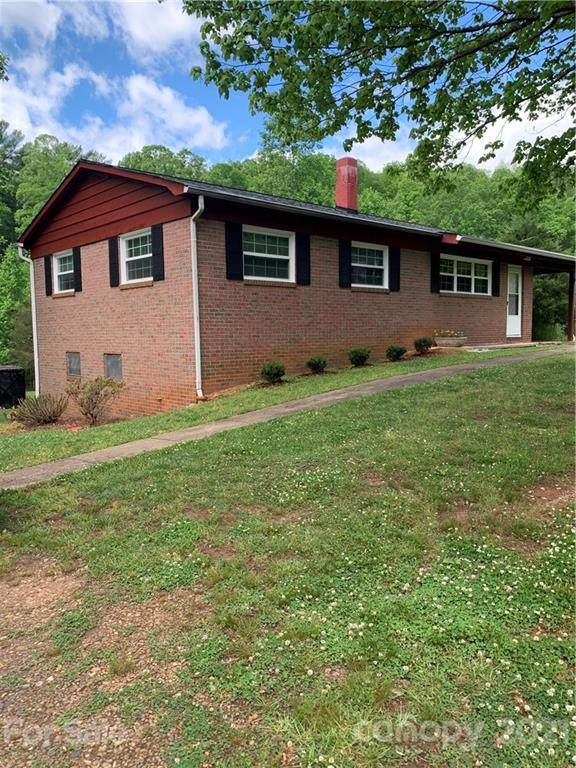1427 Piedmont Drive NW, Lenoir, NC 28645 (#3736958) :: Carlyle Properties