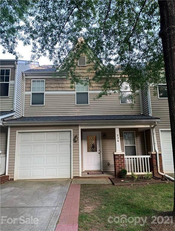 526 Doughton Lane, Charlotte, NC 28217 (#3737422) :: Cloninger Properties