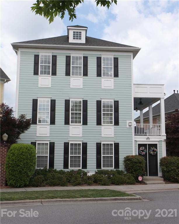 355 Dumbarton Street NW #8, Concord, NC 28027 (#3737536) :: Carlyle Properties