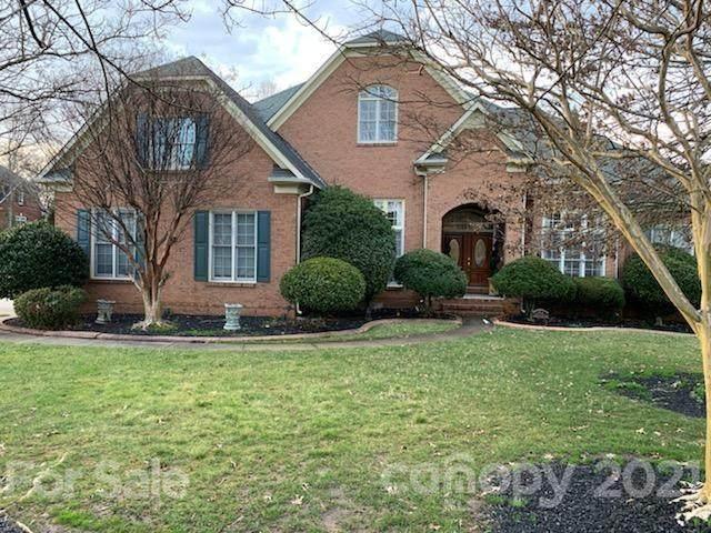 4803 Fairvista Drive, Charlotte, NC 28269 (#3737612) :: Besecker Homes Team