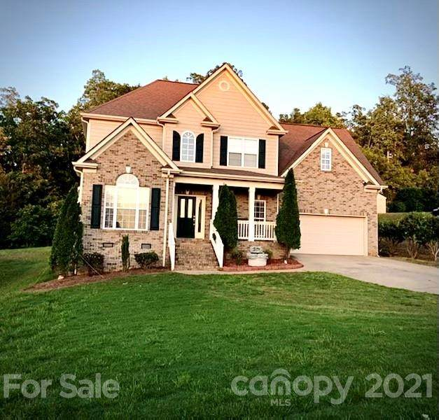 2209 Stonehaven Drive, Albemarle, NC 28001 (#3737863) :: SearchCharlotte.com
