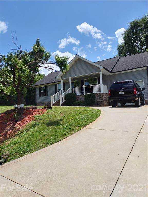 2166 Dean Lane #2, Lincolnton, NC 28092 (#3738009) :: Carolina Real Estate Experts