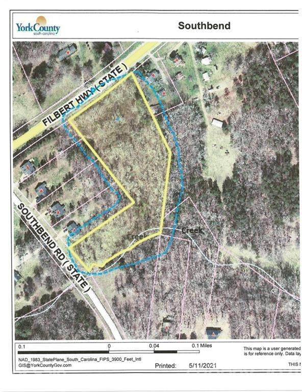 HWY 321 & Southbend Highway Lot 4, Clover, SC 29710 (#3738446) :: Burton Real Estate Group