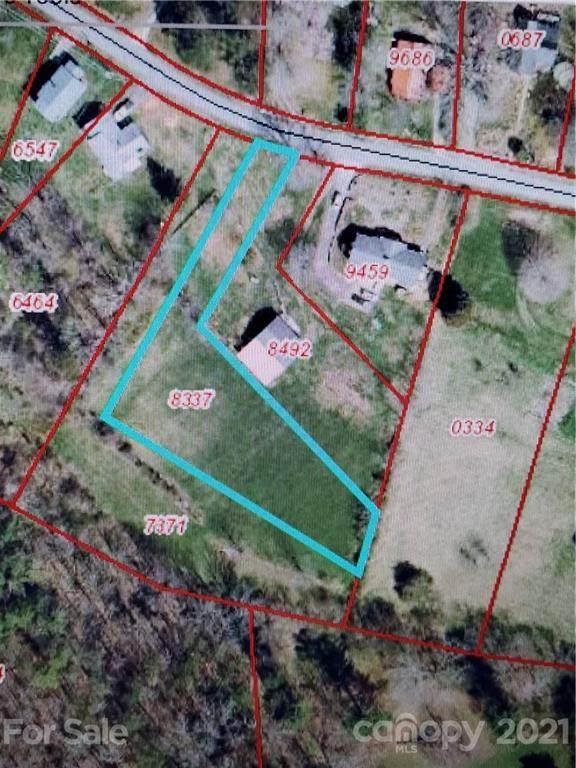 TBD Alexander Road #3, Weaverville, NC 28787 (#3738593) :: Keller Williams Professionals