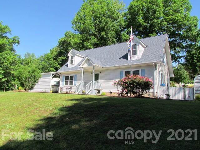 540 Walker Street, Columbus, NC 28722 (#3738642) :: Modern Mountain Real Estate
